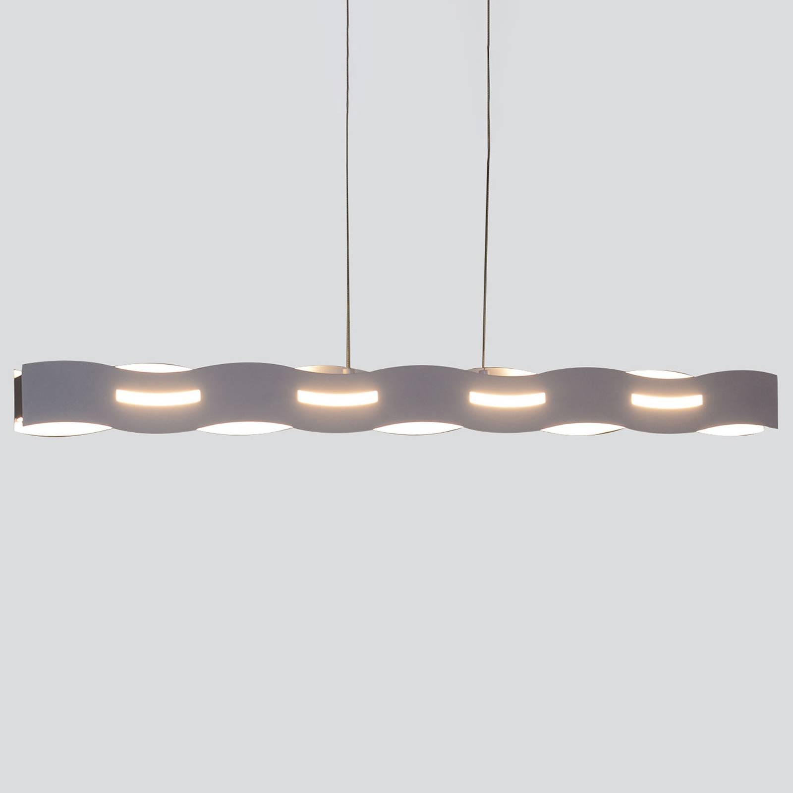 LED-riippuvalaisin Wave, nikkeli