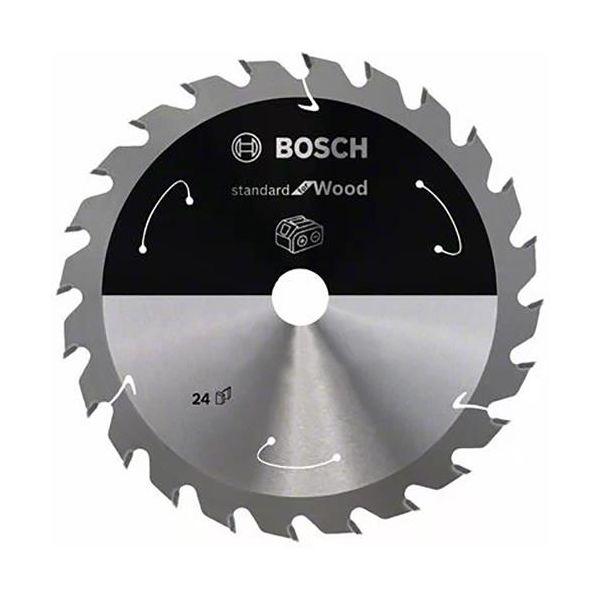 Bosch Standard for Wood Sagklinge 136 x 1,5 x 15,875 mm, 24T 136 x 1,5 x 15,875 mm, 24T