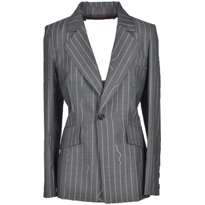 Vivienne Westwood - Vivienne Westwood Women Blazer - grey 42