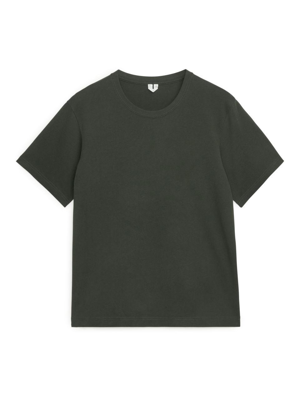Heavyweight T-Shirt - Green