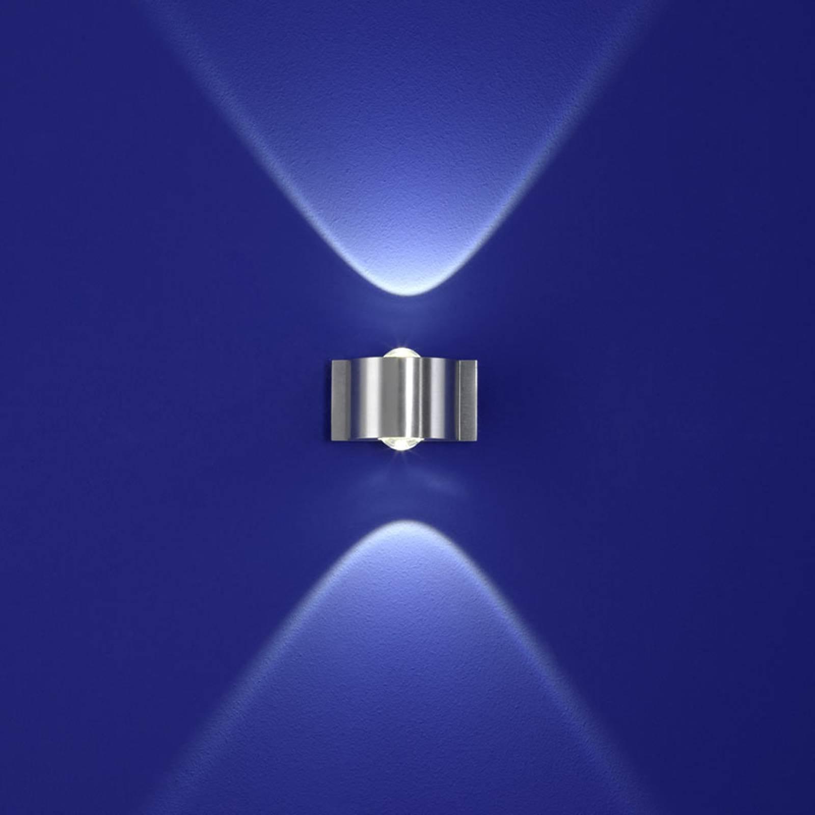 B-Leuchten Stream utendørs vegglampe 1 lyskilde