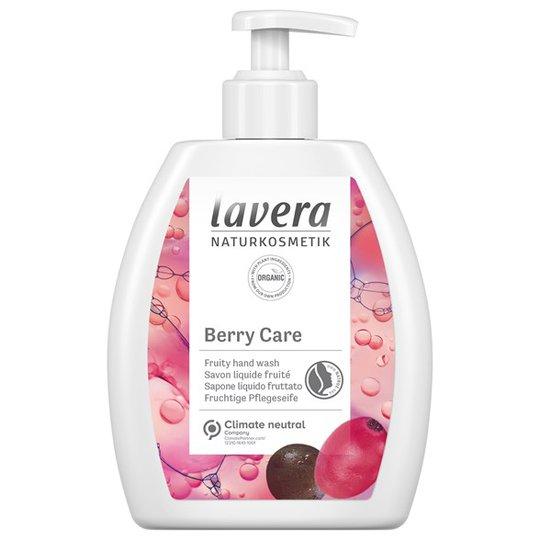 Lavera Berry Care Hand Wash, 250 ml