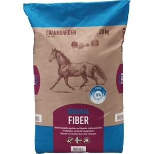 Hästfoder Granngården Original Fiber, 20 kg