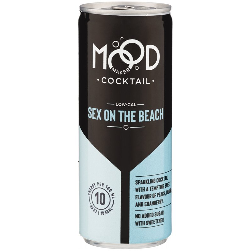 "Dryck Cocktail ""Sex On The Beach"" 250ml - 19% rabatt"