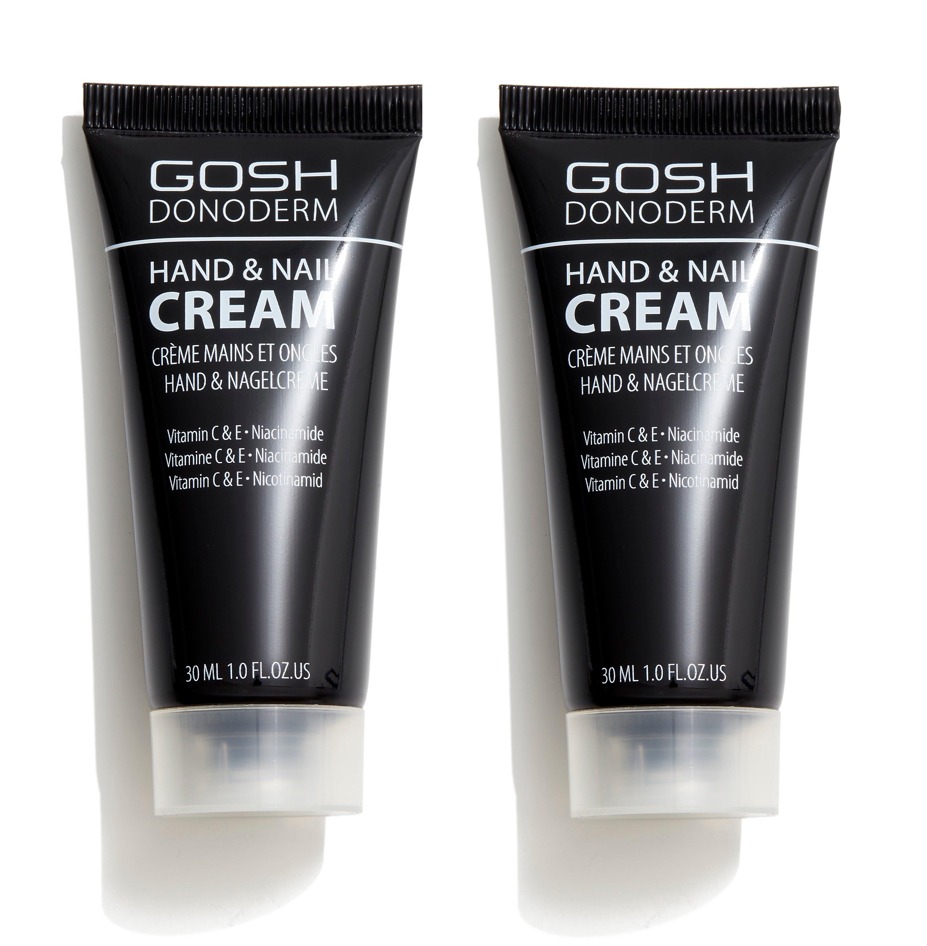GOSH - Donoderm Hånd & Negle Creme 2 x 30 ml