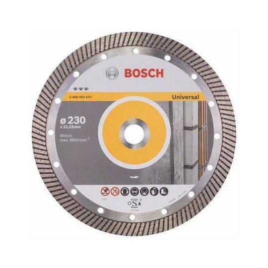 Bosch Best for Universal Turbo Timanttikatkaisulaikka 230x22,23mm