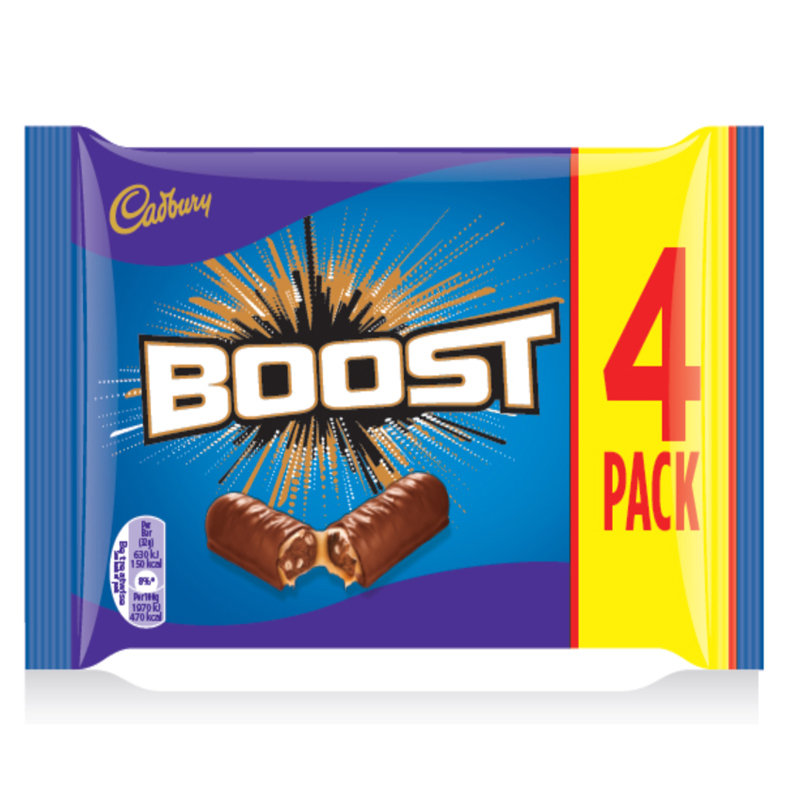 Cadbury Boost 4-pack 136g