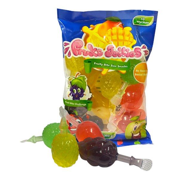 Fruit Jellies i Påse