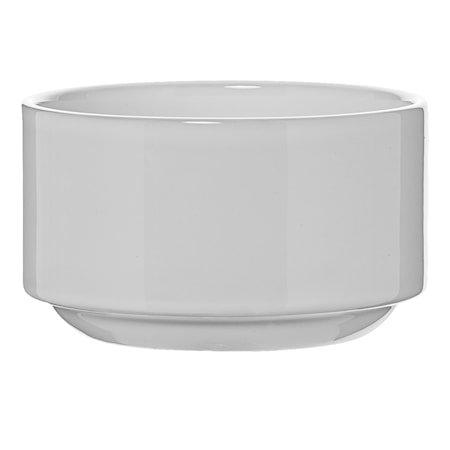 Krukke til Stativ Hvit Terrakotta 13,5x8 cm