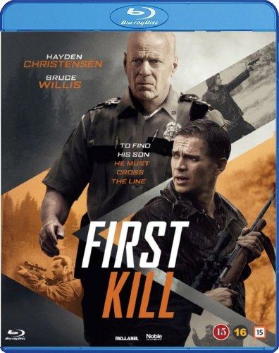 First Kill (Bruce Willis) (Blu-Ray)