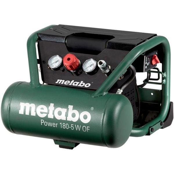 Metabo Power 180-5 W OF Kompressori 5 litran säiliö