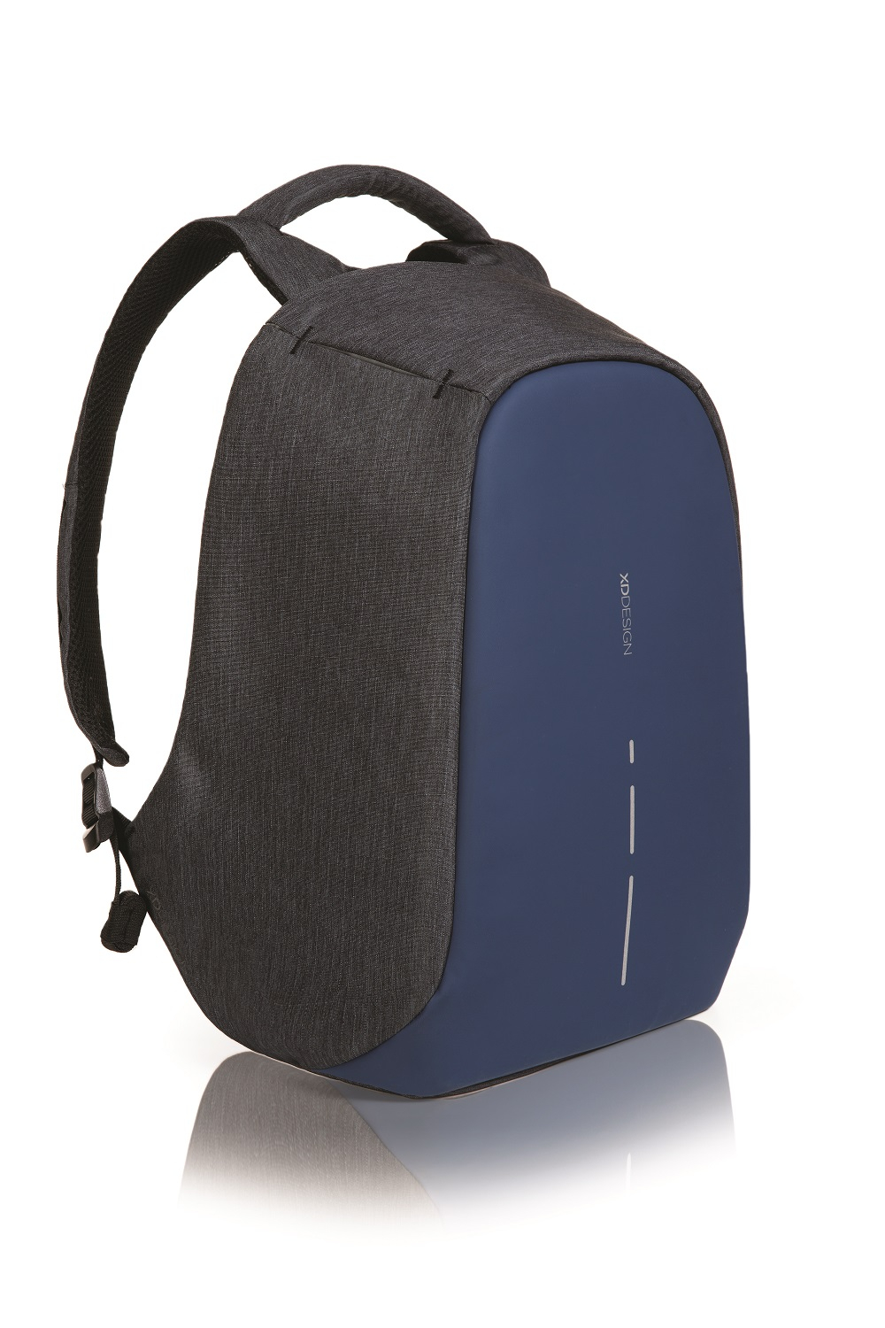 XD Design - Bobby Compact Anti-Theft-Backpack - Diver Blue (p705.535)