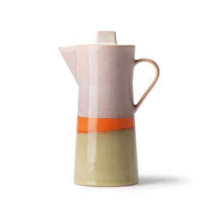 Ceramic 70's Kaffekanne