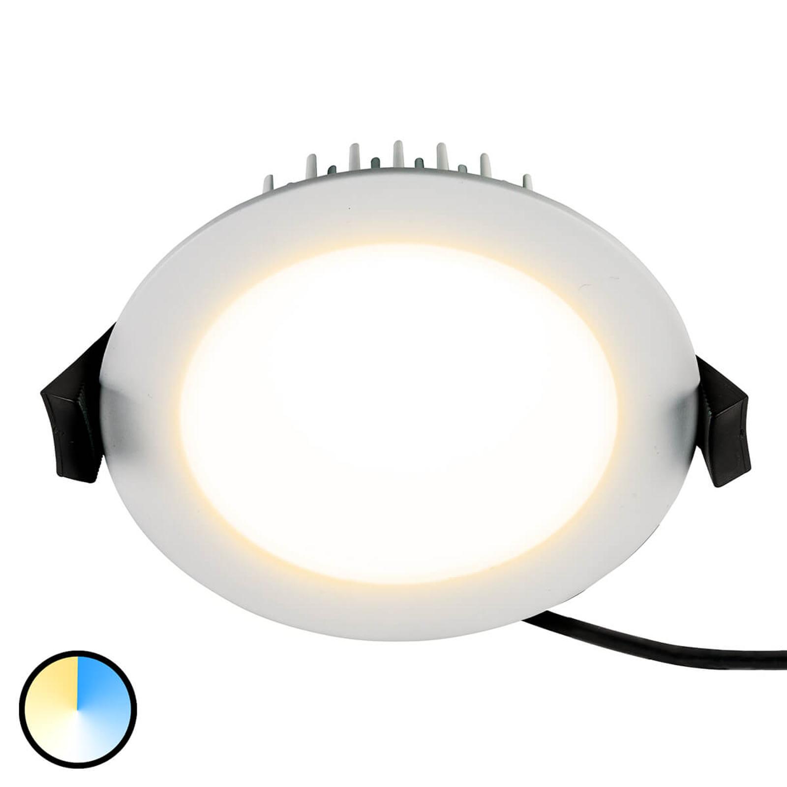 Kätevä LED-uppokohdevalaisin Lino, 13 W