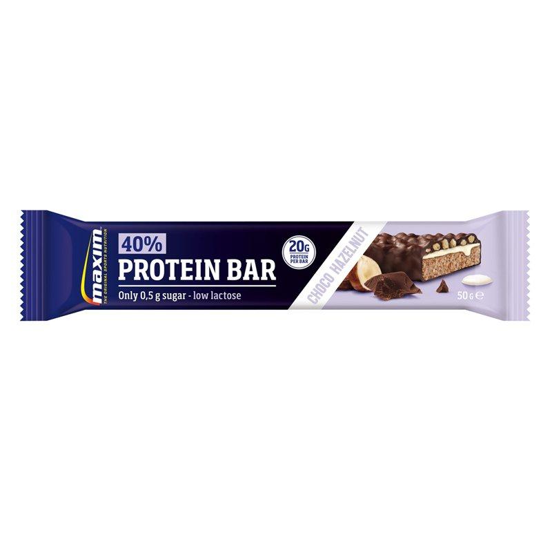 Proteiinipatukka Suklaa & Hasselpähkinä 50g - 29% alennus