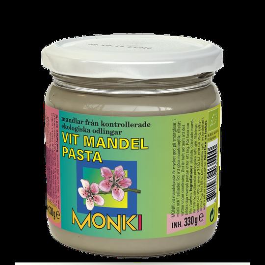 Vit Mandelpasta, 330 g