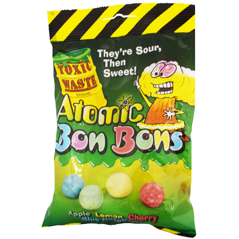 Makeispussi Atomic Bonbons - 60% alennus