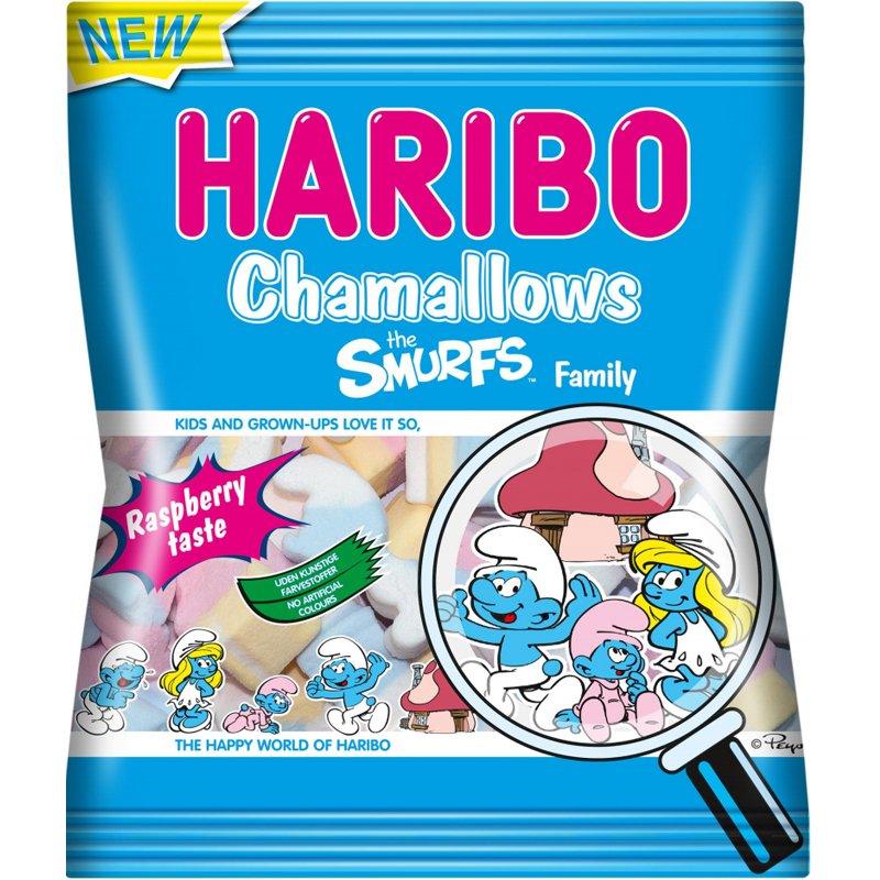 """Vaahtokarkit """"The Smurfs"""" 100 g - 34% alennus"""