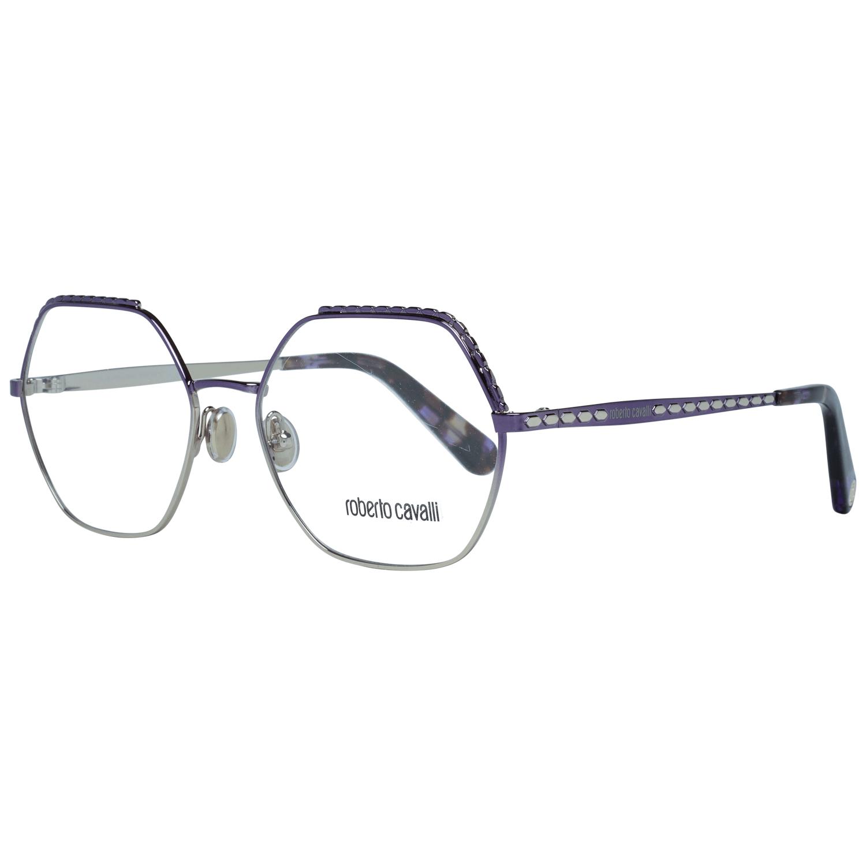 Roberto Cavalli Women's Optical Frames Eyewear Purple RC5104 54083