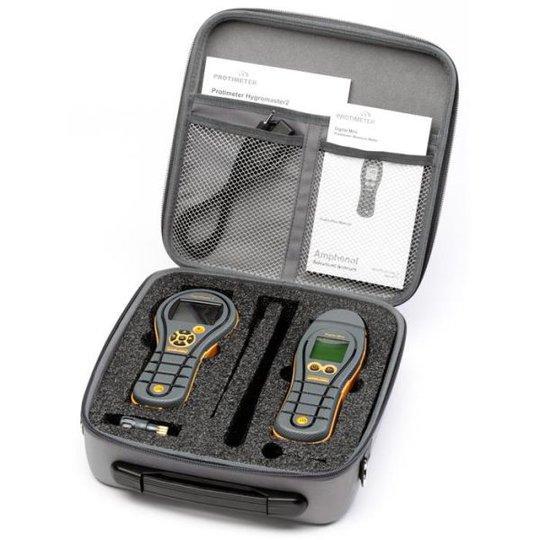 Protimeter HygroMaster II + Digital Mini Kosteusmittauspaketti