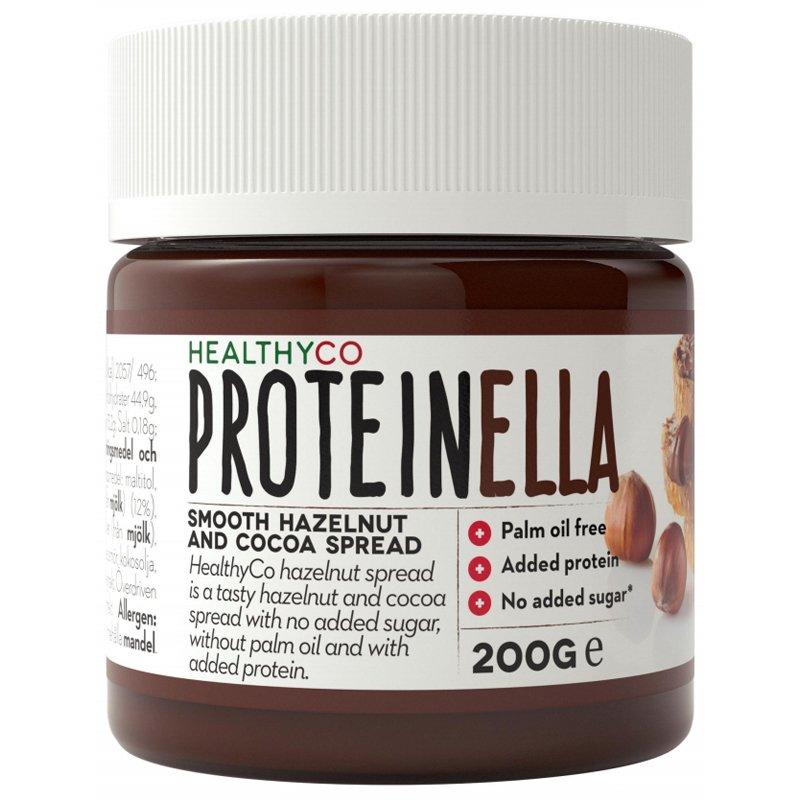"""Spread """"Proteinella Hazelnut"""" 200g - 43% rabatt"""