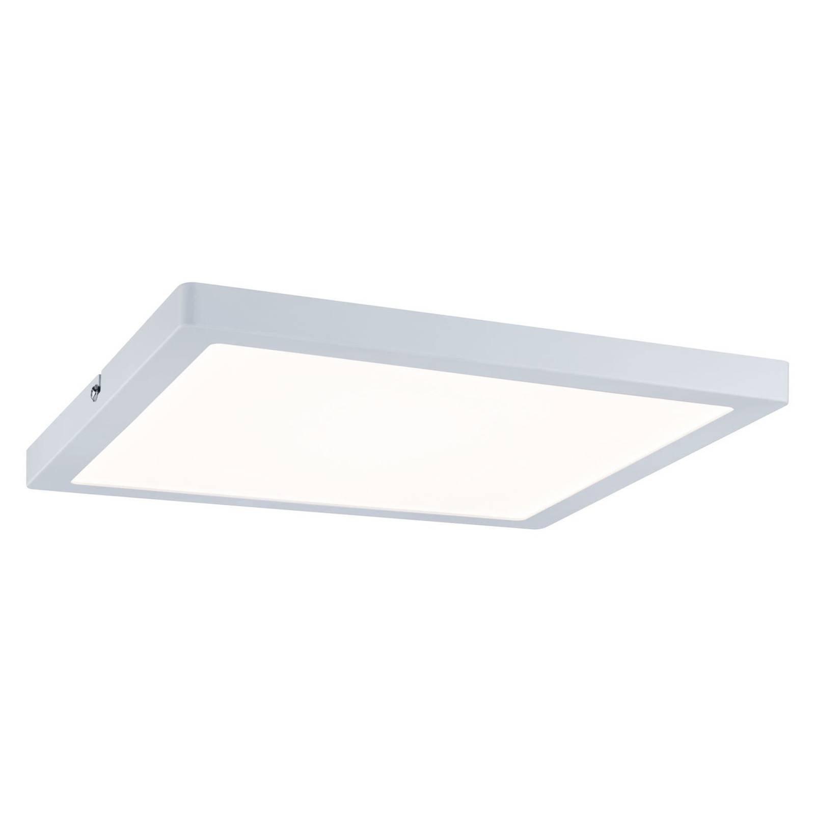 Paulmann Atria LED-taklampe 30 x 30 cm hvit matt