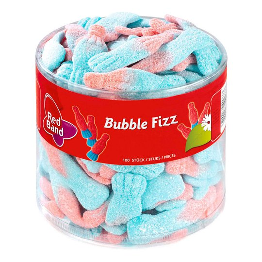 Red Band Bubble Fizz - 1000 g