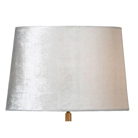 Lola 33 cm lampskärm - Cream