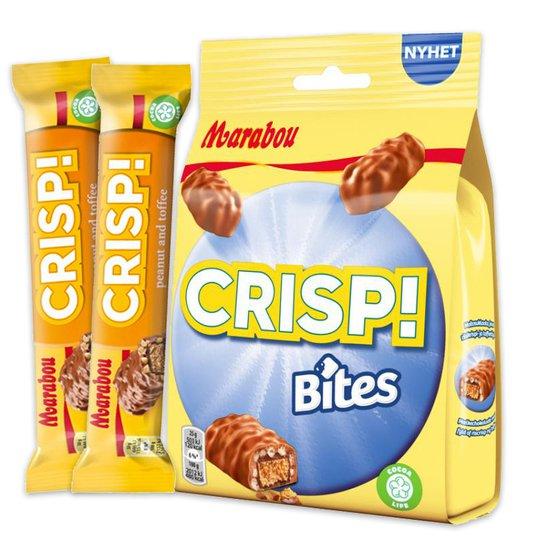 Crisp-paketet - 44% rabatt