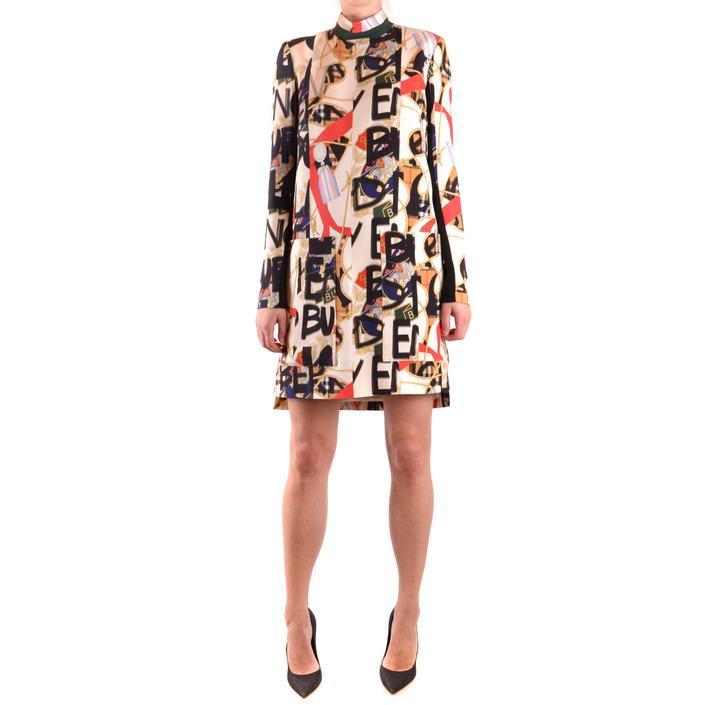 Burberry Women's Dress Multicolor 167500 - multicolor 40