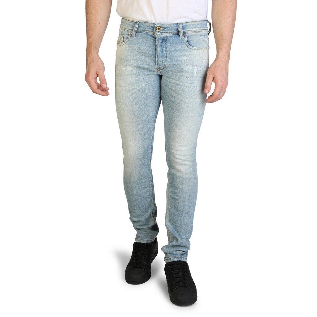 Diesel Men's Jeans Blue SLEENKER_L32_00S7VG - blue 30