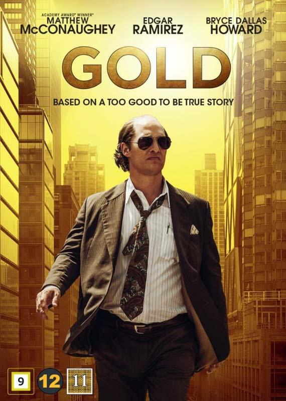 Gold (Matthew McConaughey) - DVD