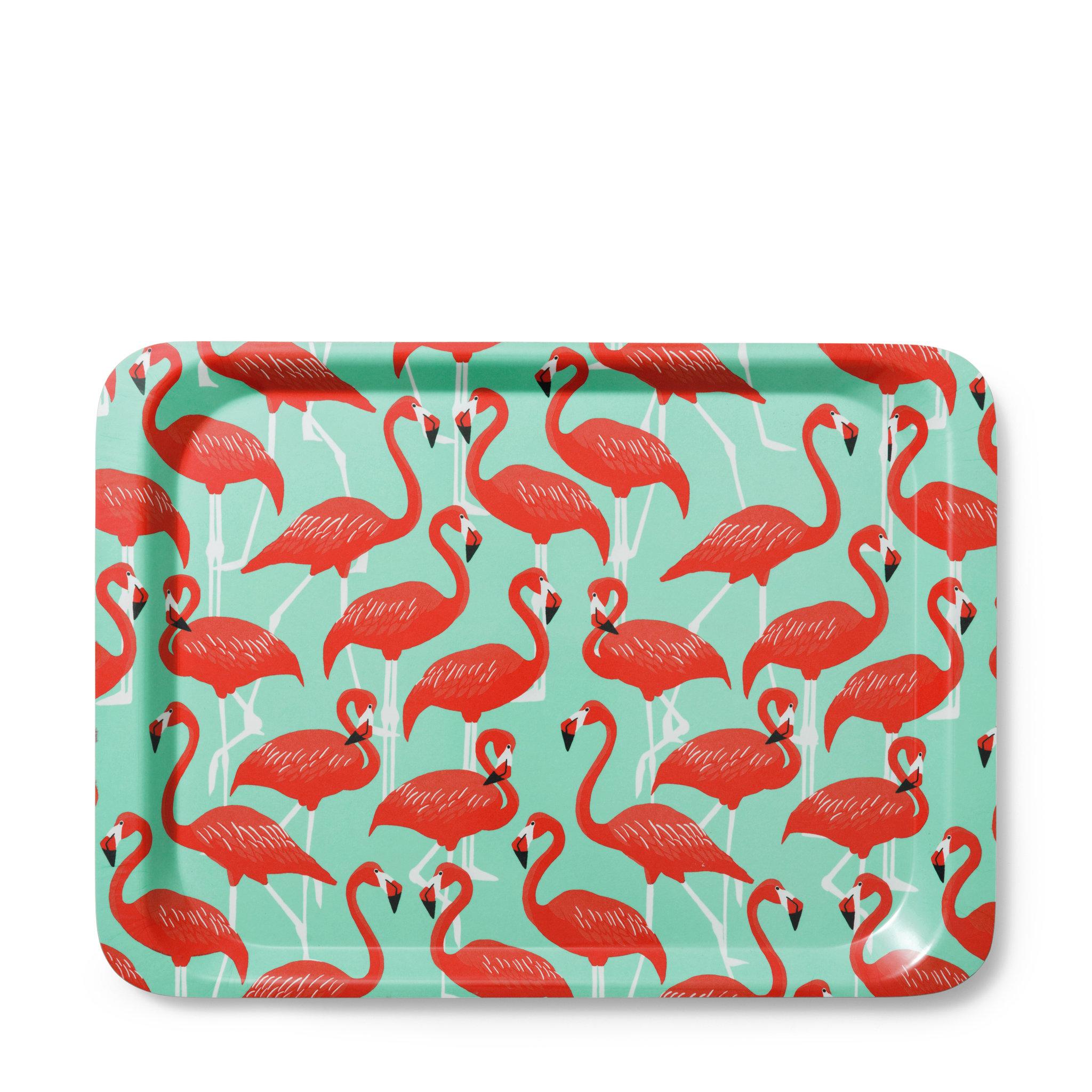 Bricka, Flamingo