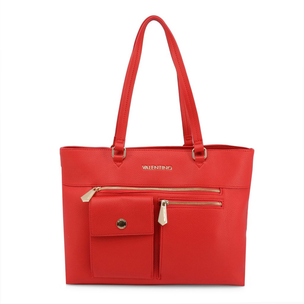 Valentino by Mario Valentino Women's Shopping Bag Various Colours CASPER-VBS3XL01 - red NOSIZE