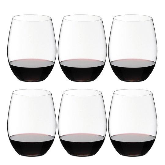 Riedel - O Wine Cabernet/Merlot 60 cl 6-pack
