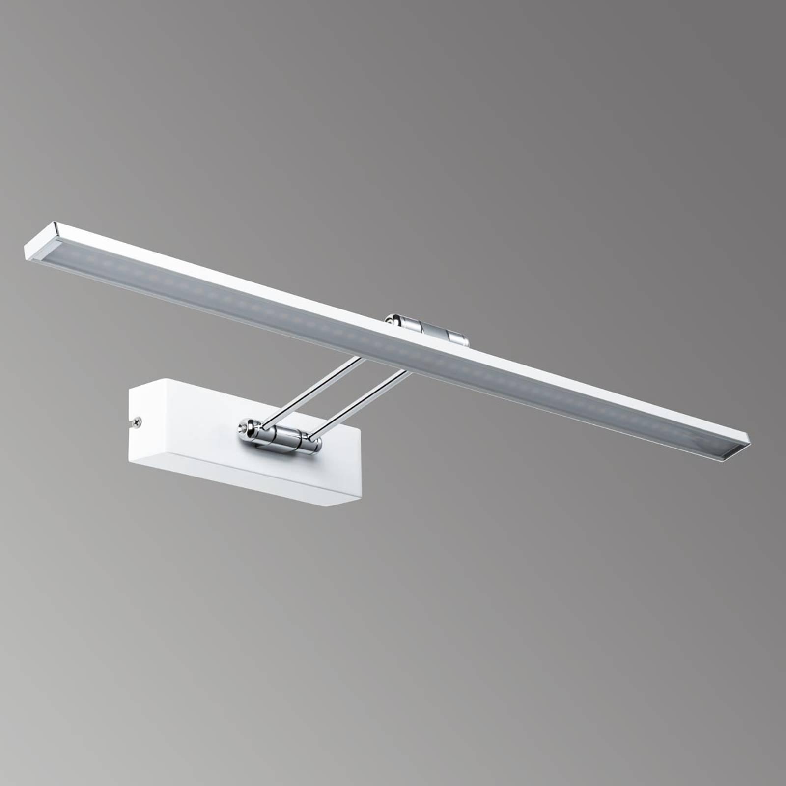 Galeria LED-tauluvalaisin Beam Sixty valkoinen