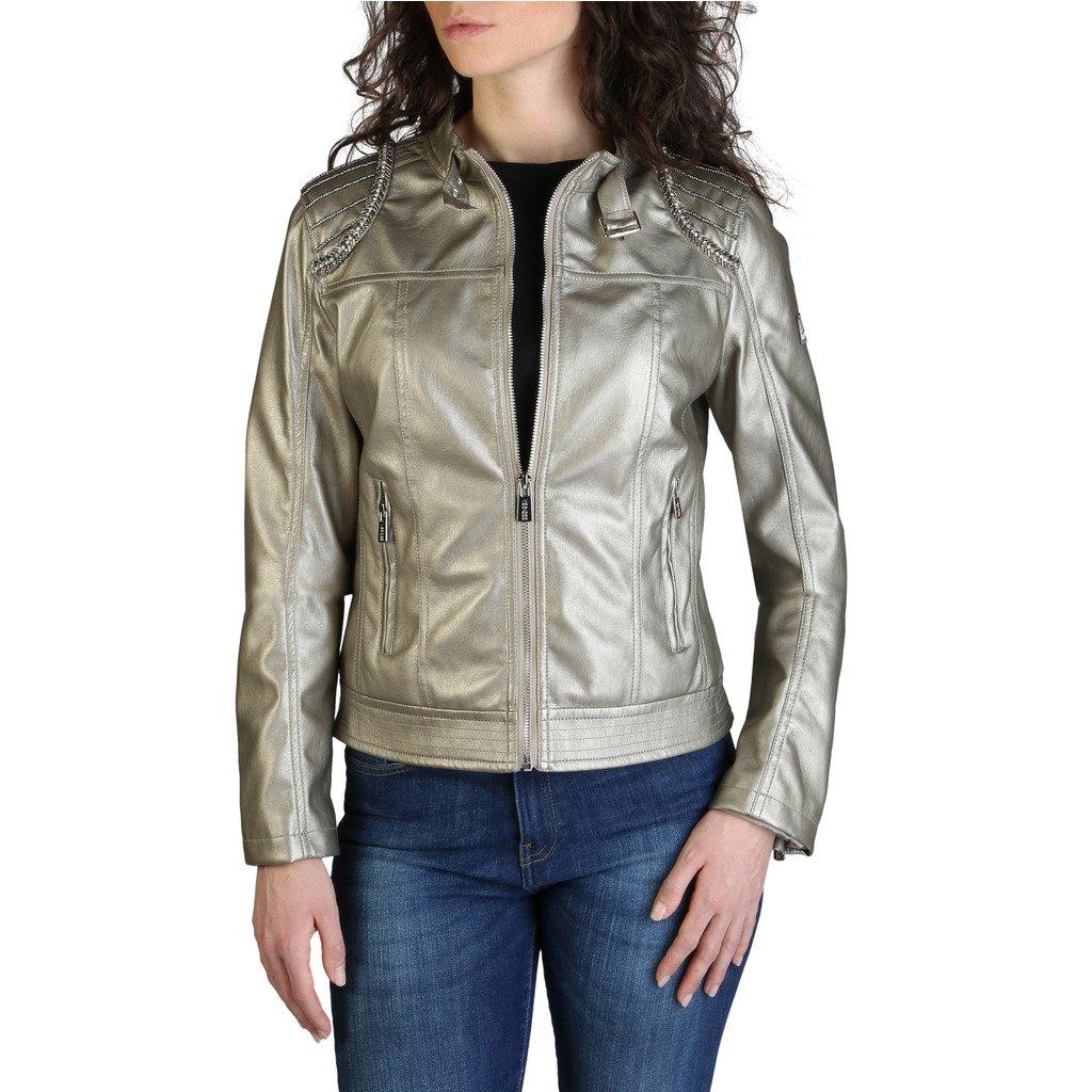 Yes Zee Women's Jacket Yellow J409_G100 - yellow XXL