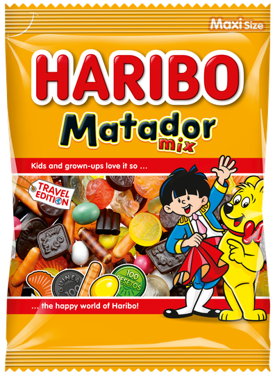 Matador Mix Makeissekoitus - 37% alennus