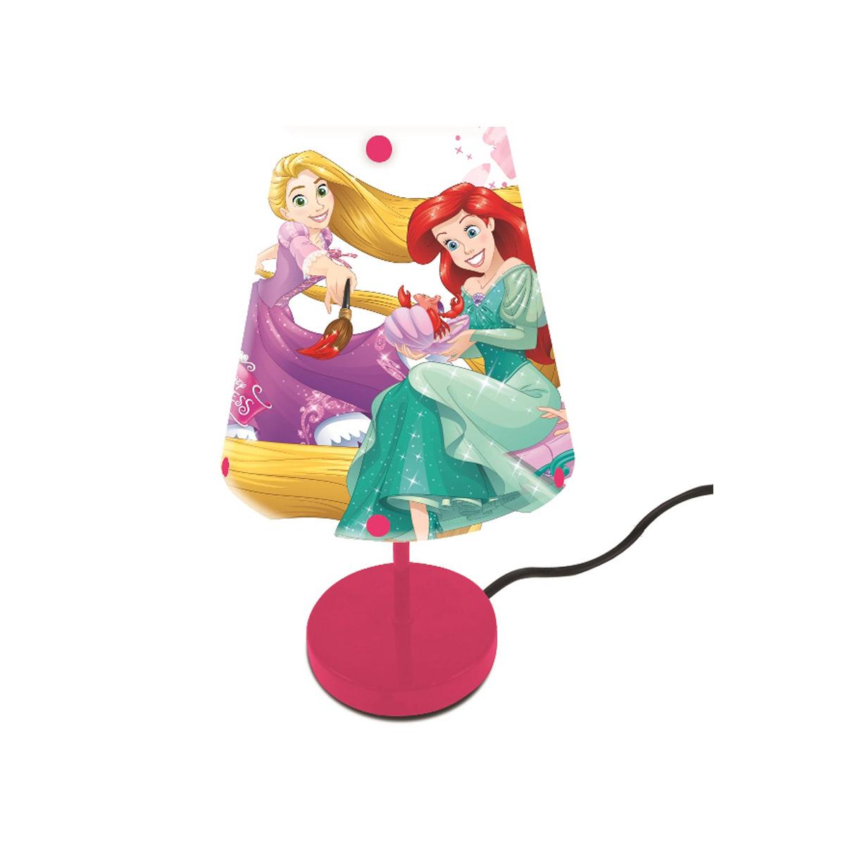 Lexibook - Disney Princess Table Lamp (LT010DP)