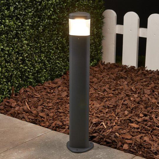 Milou - LED-pylväsvalaisin alumiinia