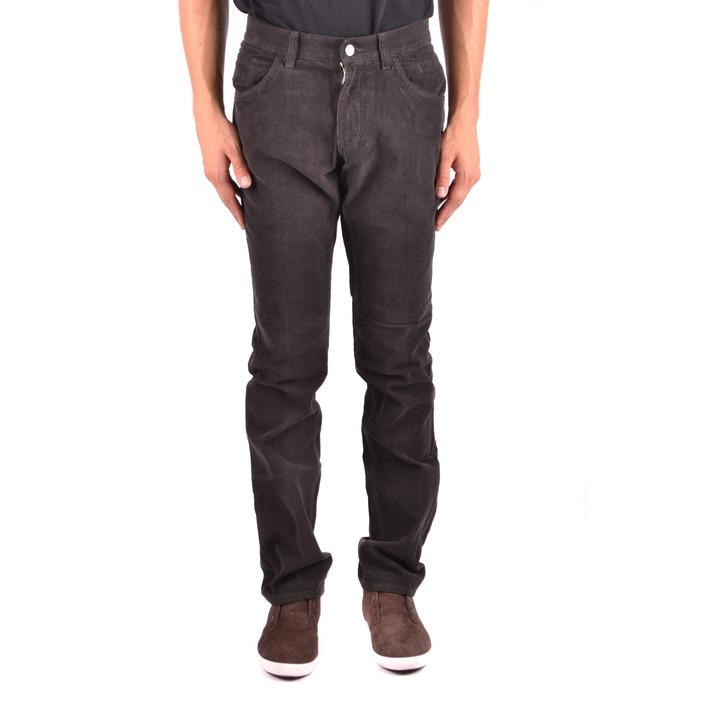 Dolce & Gabbana Men's Trouser Brown 187138 - brown 44