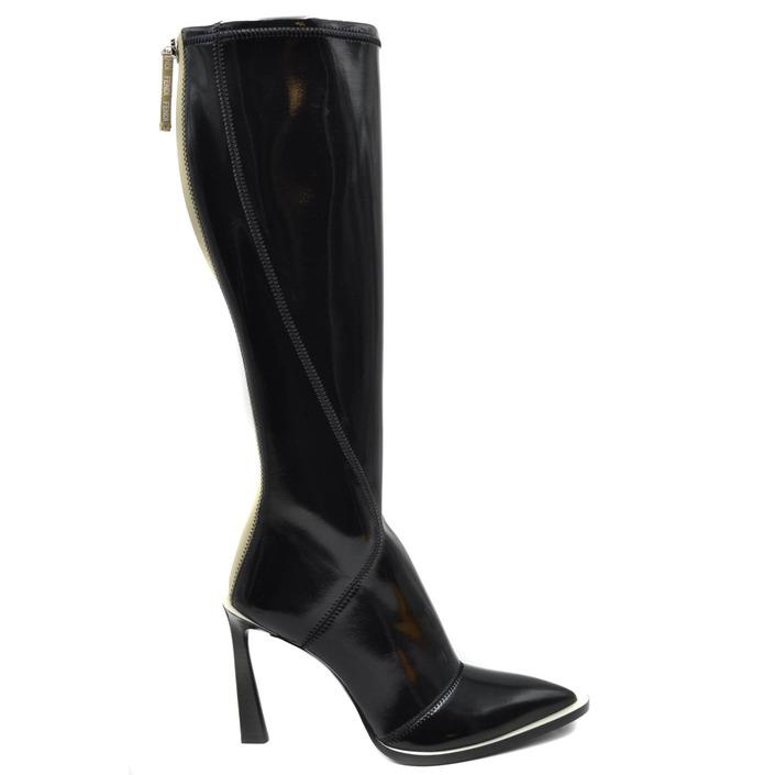 Fendi Women's Boots Black 170983 - black 40