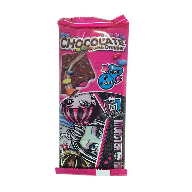 Chokladkaka Med Klistermärke - 82% rabatt