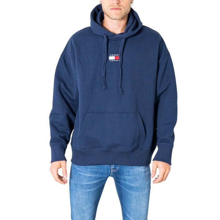 Tommy Hilfiger Jeans Men's Sweatshirt Various Colours 299868 - blue XS
