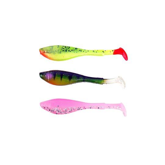 Fox Rage UV Mini Fry 7 cm jiggsats 6st/pkt