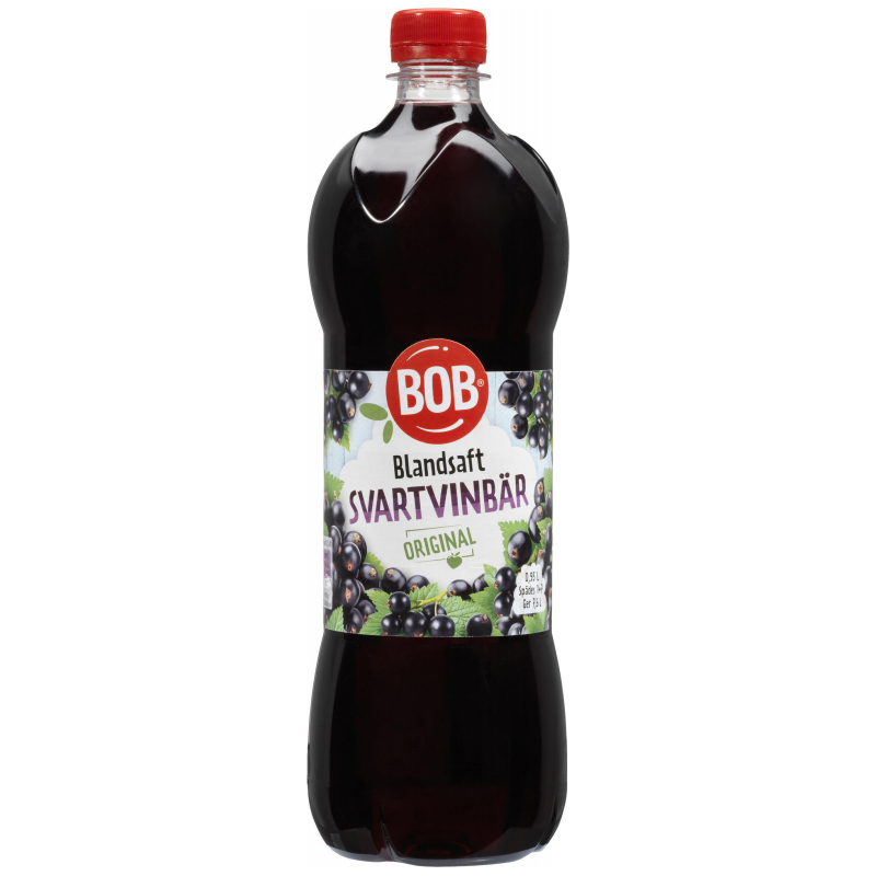 Blandsaft Svartvinbär 0,95l - 29% rabatt