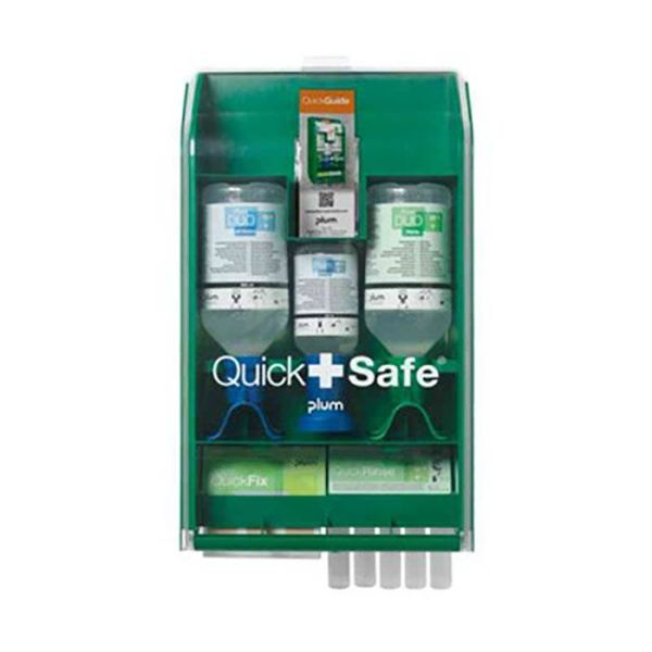 Plum QuickSafe Chemical Industry Ensiapuasema