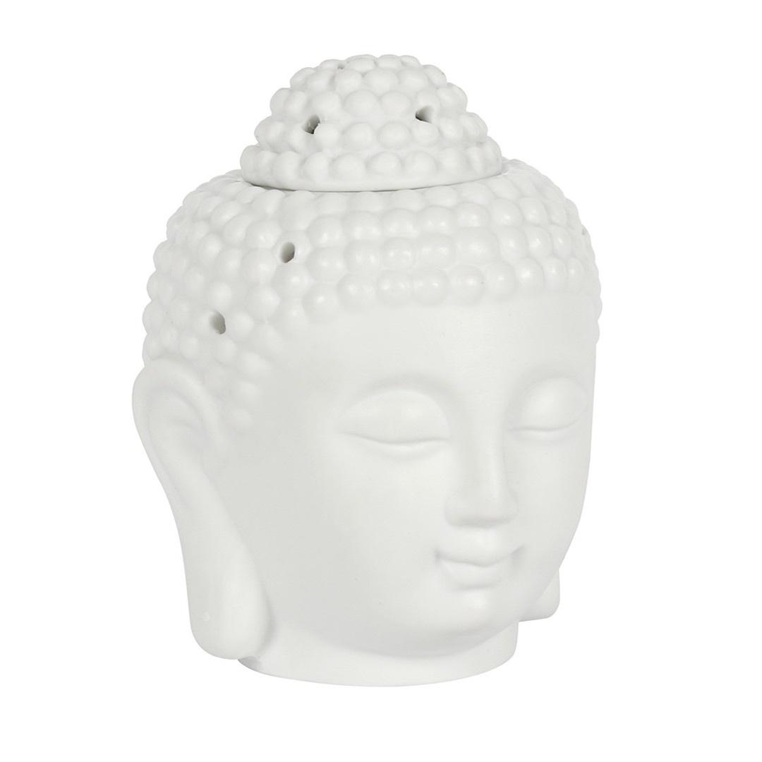 Aromalampa i keramik Buddha
