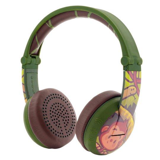 BuddyPhones Wave Hodetelefoner, Monkey Grønn