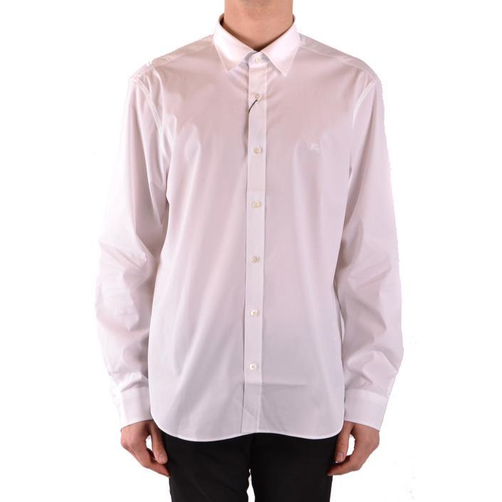Burberry Men's Shirt White 167001 - white XL